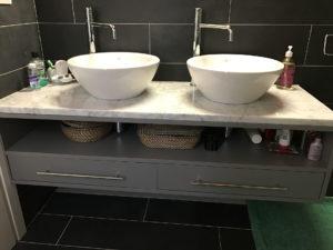 DeA arredamenti , progetta e realizza mobili per bagno su misura per Milano e provincia a prezzi di fabbrica